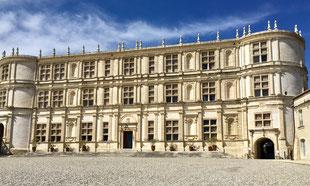 Chateau Grignan mit der wortgewandten Madame Sévigné