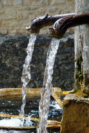 Wasserreiches Departement Drôme
