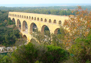 Römischer Aquädukt, Pont du Gard