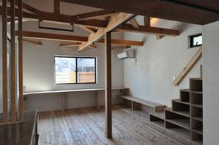 設計施工之コータロー 杉材を使ったお部屋