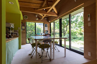設計施工之コータロー お庭の見える部屋