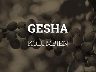 Rohkaffeebohnen Geisha kaufen Schweiz