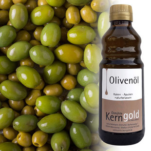 Italienische Olivenöl