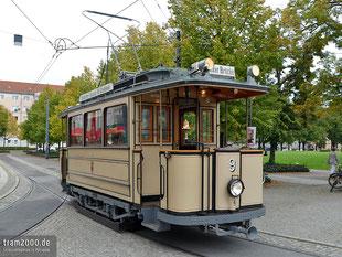 Linderwagen in Potsdam