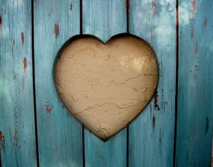 unaufgeräumtes Herz