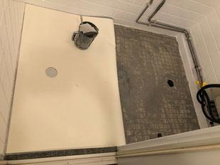 賃貸マンション在来浴室再生