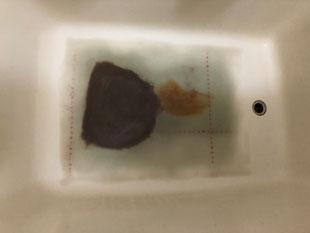 FRP浴槽割れFRPライニング補強
