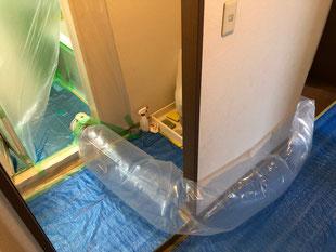 分譲マンションユニットバスFRP浴槽修理