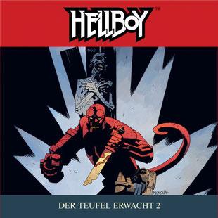 CD Cover Hellboy - Der Teufel erwacht 2