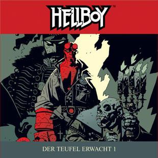 CD Cover Hellboy - Der Teufel erwacht 1