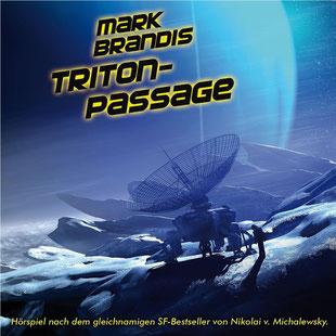 CD Cover Mark Brandis Triton Passage