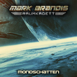 CD Cover Mark Brandis Raumkadett Mondschatten