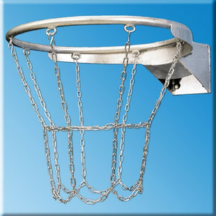 Sport Transfer GmbH Basketballnetz/ Kettennetz