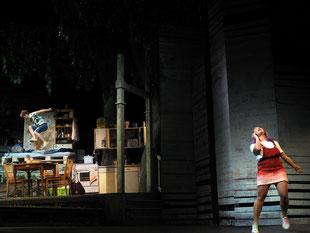 Mitte der Welt Theater der Jugend