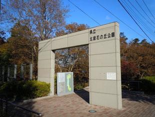 県立北総花の丘公園の外観写真