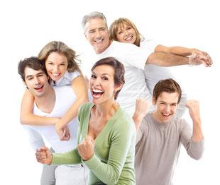 regelmäßige Zahnprophylaxe für lebenslang gesunde Zähne