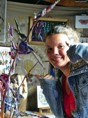 #kp #kitschparadise #kitsch #paradise #artisans #artisan #créateur #createurfrancais #creative #creation #artisanatfrancais #nature #naturelovers  #bretagne #cotedarmor #art #bijoux #macramé #peinture #acrylique #encredechine #annechauviere #chauviere