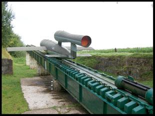 (F) Ardouval. V1 Stellung Val Ygot 28.07.2009