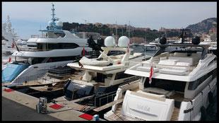 (I) Alassio und Monaco 22. - 24.04.2016