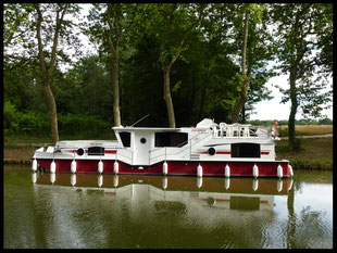 (F) Canal du Centre 18.06.2011 - 09.07.2011
