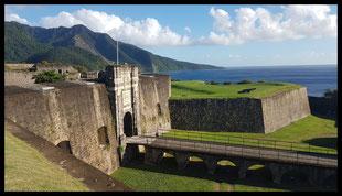 (F) Guadeloupe. Basse-Terre. Fort Delgrès 11.12.2018
