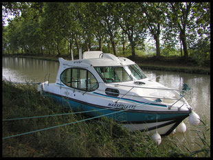 (F) Canal du Midi 27.08.2005 - 03.09.2005