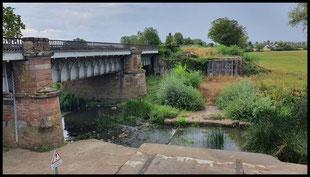 (F) Le Barrage de Sarralbe 13.08.2020