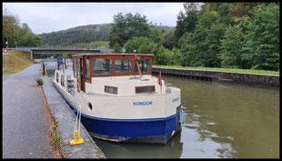 (F) Canal de la Marne au Rhin 25.09. - 28.09.2020
