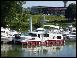 (F) Canal de Bourgogne 16.06.2012 - 07.07.2012