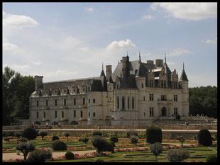 (F) Château Chenouceau 24.08.2005