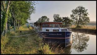 (F) Canal de la Marne au Rhin / Canal de la Sarre 17. - 19.07.2020