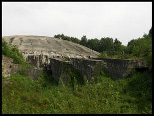 (F) Wizernes. La Coupole. V2 Bunker 29.07.2009