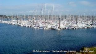 Port de plaisance du moilin blanc Brest RLM 2013