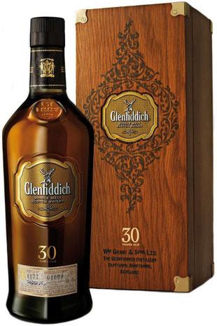 Glenfiddich 30 Jahre