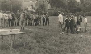 Fußballturnier anläßlich der 550 Jahrfeier - 1983