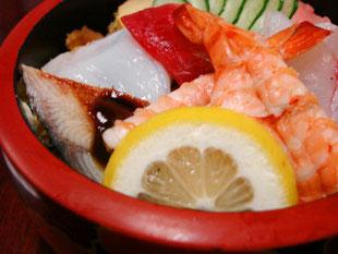 並チラシ寿司