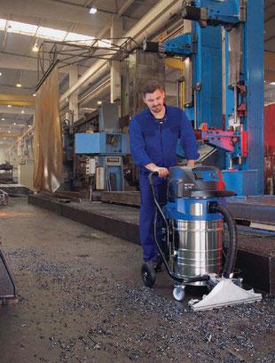 Wap-Nilfisk Industriesauger