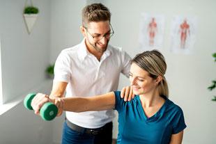 Bild Physiotherapeuten-Branche