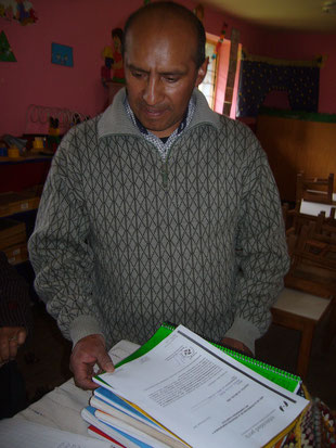 IE. 50944 - Sr. Director de Primaria - Vicho