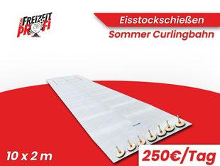 Eisstockschießen mieten - Eventmodule von Dein Freizeitprofi in Sachsen-Anhalt