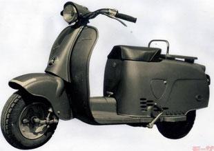 ラビットスク-タ- 富士重工製初期MODEL