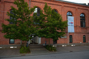 Dies ist unsere Praxis in der Paul-Dessau-Straße 3e