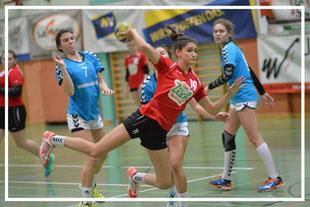 Handball Frauen SLZ St.Pölten