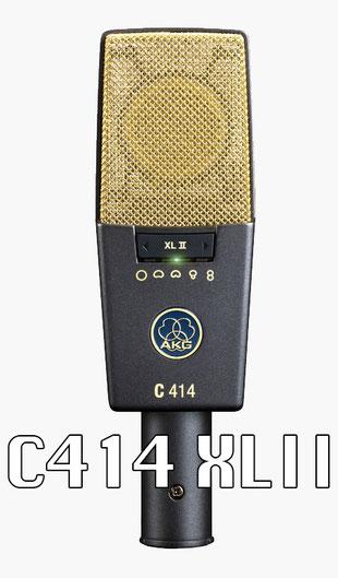 c414, akg c414, c414 costo