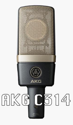 akg c314, c314 costo