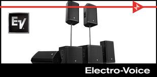 electrovoice, bocinas