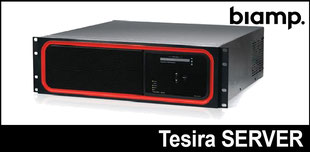 tesira, tesira server, biamp