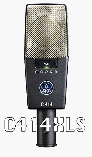 akg c414, costo c414