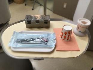 丸山歯科医院基本セット