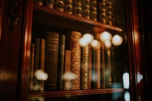 重厚な書籍